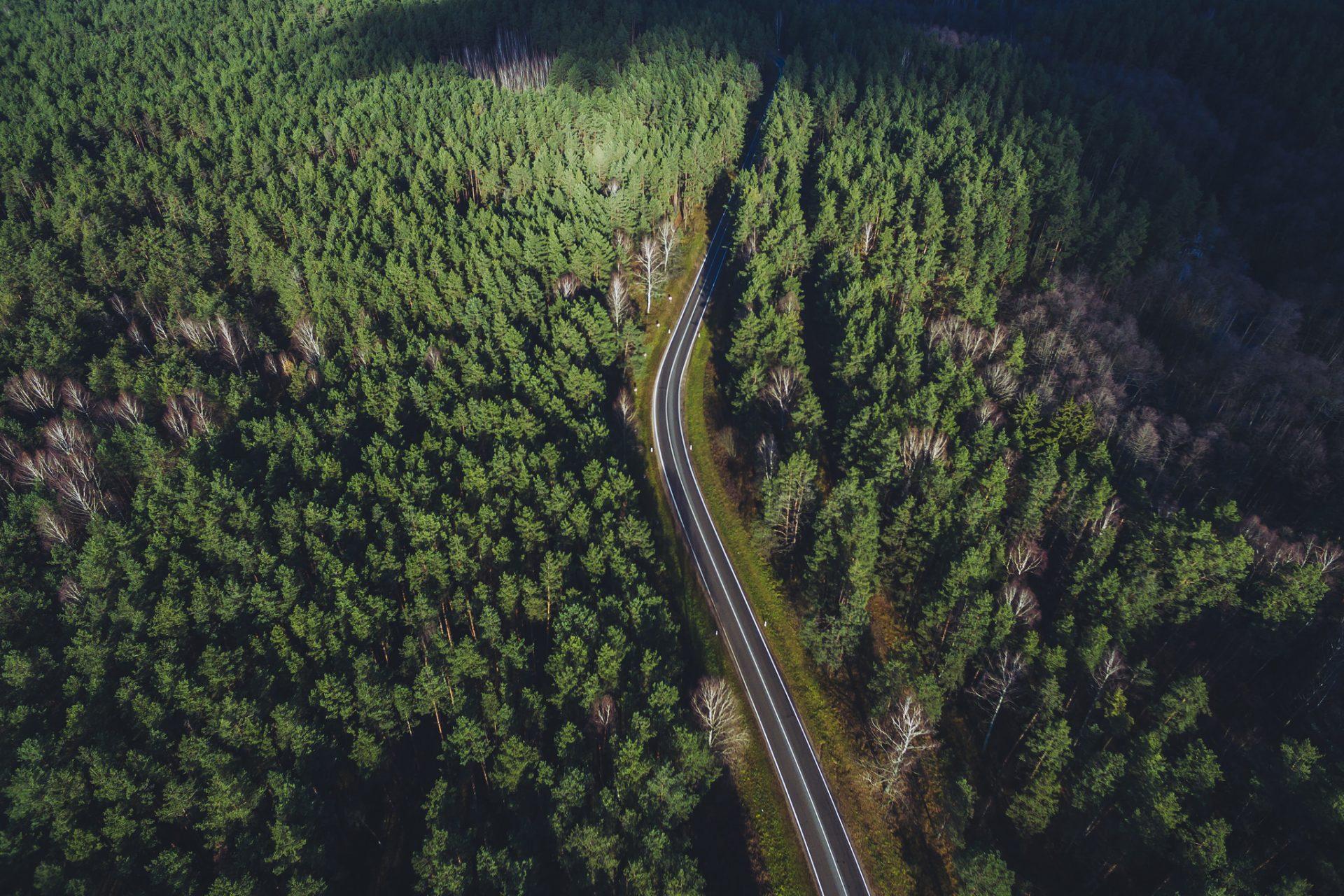 Drone photography — Photographer Andrius Aleksandravičius
